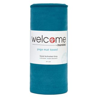 Manduka Welcome Yoga Mat Towel - Maldive