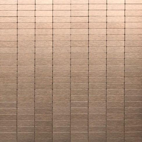 DIP Design is Personal Wall Tiles Copper/Bronze - image 1 of 4