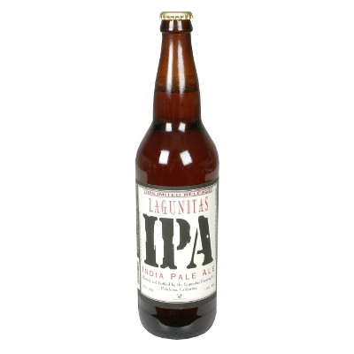 Lagunitas IPA Beer - 22 fl oz Bottle