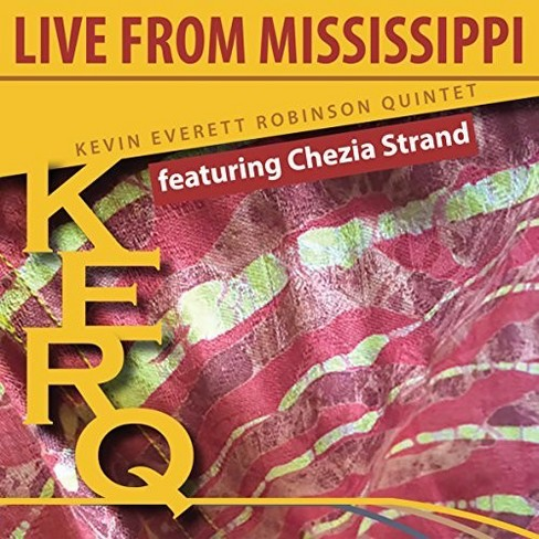 Kevin Everett Robins - Kerq:Live From Mississippi (CD) - image 1 of 1