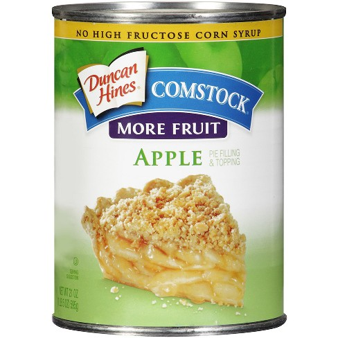 Comstock More Fruit Apple Pie Filling or Topping - 21oz - image 1 of 1