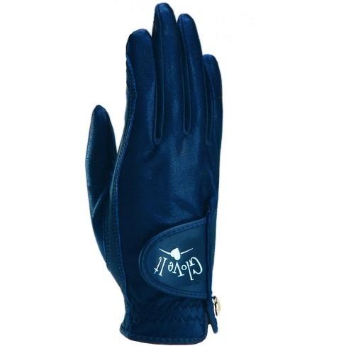 Glove It Women's Golf Glove Navy Clear Dot - image 1 of 2
