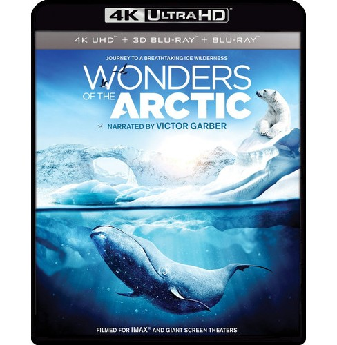 Imax:Wonders Of The Arctic 3d (4K/UHD) - image 1 of 1