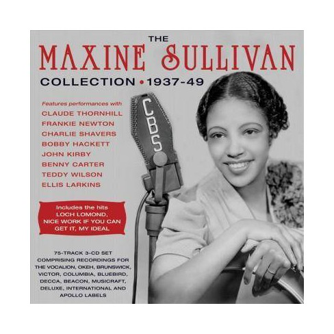 Maxine Sullivan - Collection 1937-49 (CD) - image 1 of 1