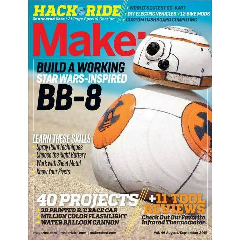 Hack Your Ride - (Make: Technology on Your Time) (Paperback)