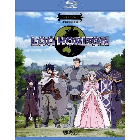Log Horizon-collection 1 (Blu-ray/Eng/Japanese W/Eng Sub/2 Disc)