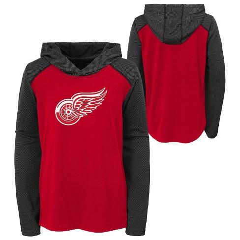 NHL Detroit Red Wings Boys' Rink Rat Lightweight Hoodie - image 1 of 3