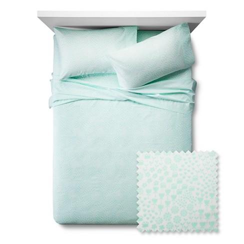 Fetching Florals Sheet Set - Pillowfort™ - image 1 of 1