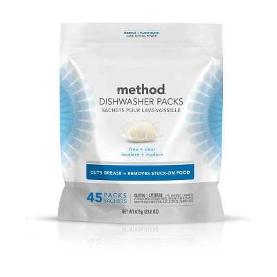 Dishwasher Detergent: Method Power Dish