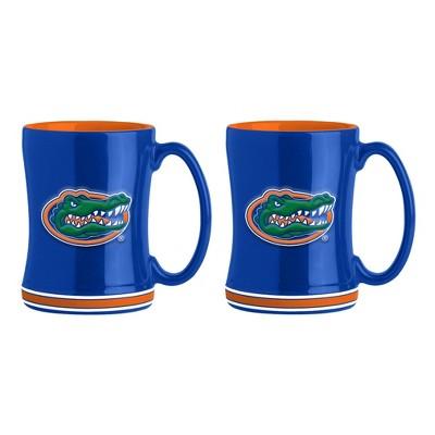 Boelter Jacksonville Jaguars 15oz Blast Accent Ceramic Mug