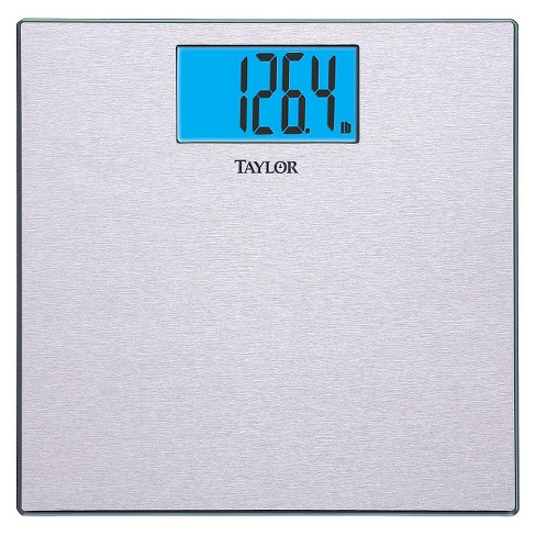 Digital Embossed Stainless Steel Scale - Taylor - image 1 of 4