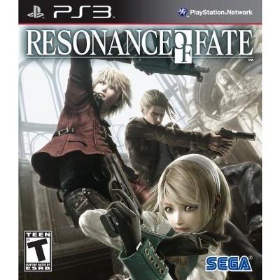 Resonance of Fate PS3