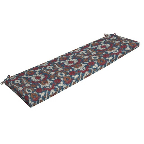 DriWeave Phyllis Ikat Outdoor Bench Cushion - Arden - image 1 of 2