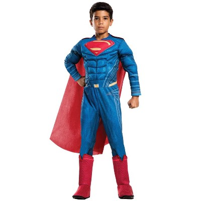 DC Comics JL Deluxe Superman Child Costume