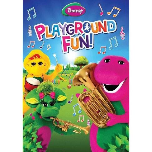 Barney: Playground Fun (DVD) - image 1 of 1