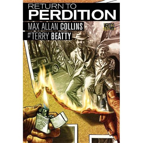 Return to Perdition - (Vertigo Crime (Paperback)) by  Max Allan Collins (Paperback) - image 1 of 1