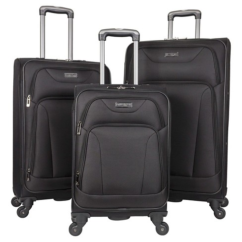 "Heritage ""Wicker Park"" Expandable Luggage - 3 Piece Set - image 1 of 7"
