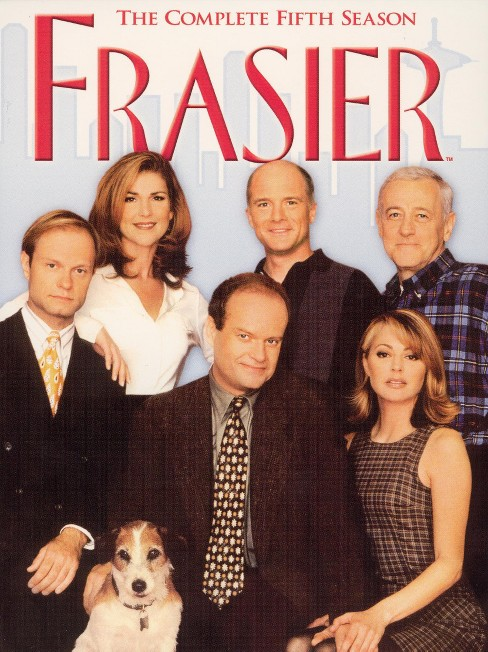 Frasier:Complete Fifth Season (DVD) - image 1 of 1