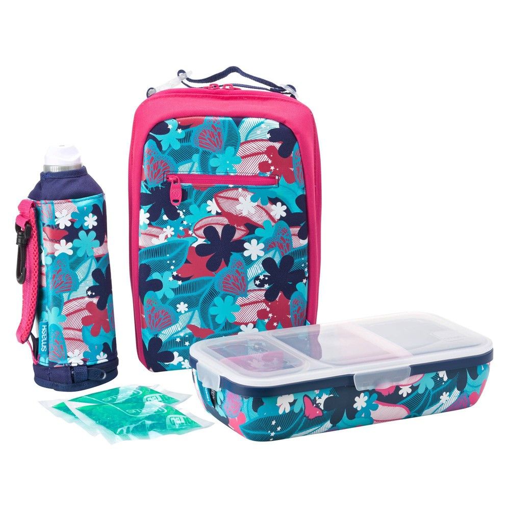 Image of Smash 5pc Bento Lunch Pack - Reef