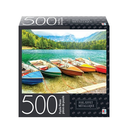 Big Ben: Italy Foil Puzzle 500pc - image 1 of 1
