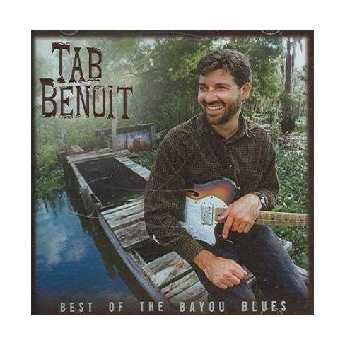 Tab Benoit - Best of the Bayou Blues (CD) - image 1 of 1