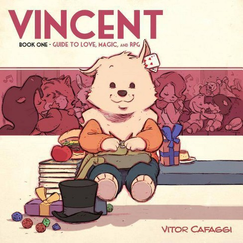 Vincent Book One - by  Vitor Cafaggi (Paperback) - image 1 of 1