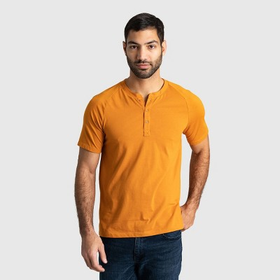 Men's United By Blue EcoKnit Henley T-Shirt