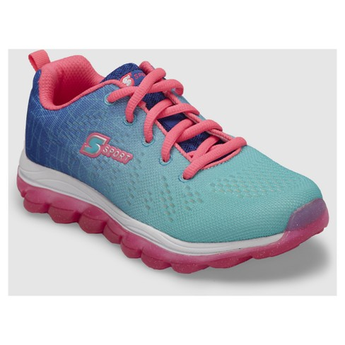 b18723dc2427 Girls  S Sport By Skechers All Clear 2.0 Performance Athletic Shoes - Aqua