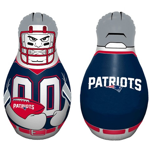 NFL New England Patriots Tackle Buddy Inflatable Punching Bag - image 1 of 1