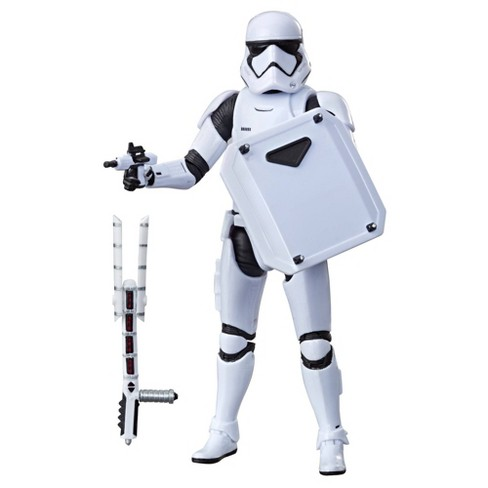 Star Wars The Black Series First Order Stormtrooper Toy Action Figure - image 1 of 4
