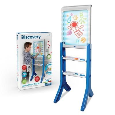 Floor Standing Toy Easel Light Designer - Discovery Kids