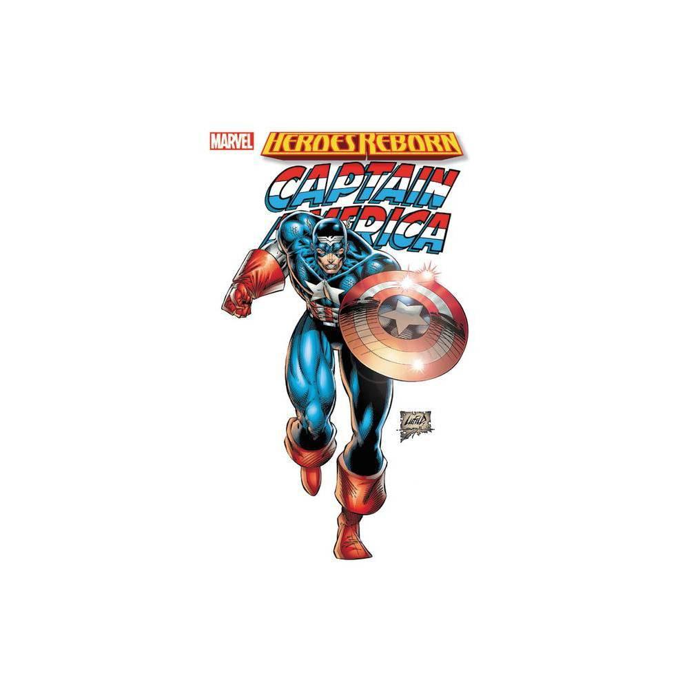 Heroes Reborn Captain America Paperback