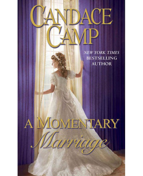 Momentary Marriage (Paperback) (Candace Camp) - image 1 of 1