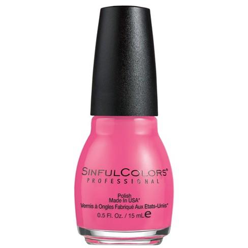 Sinful Colors Professional Nail Polish - 0.5 fl oz - image 1 of 3