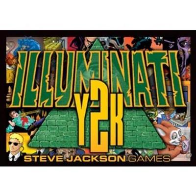 Illuminati Y2K Expansion Kit (2nd Printing) Board Game
