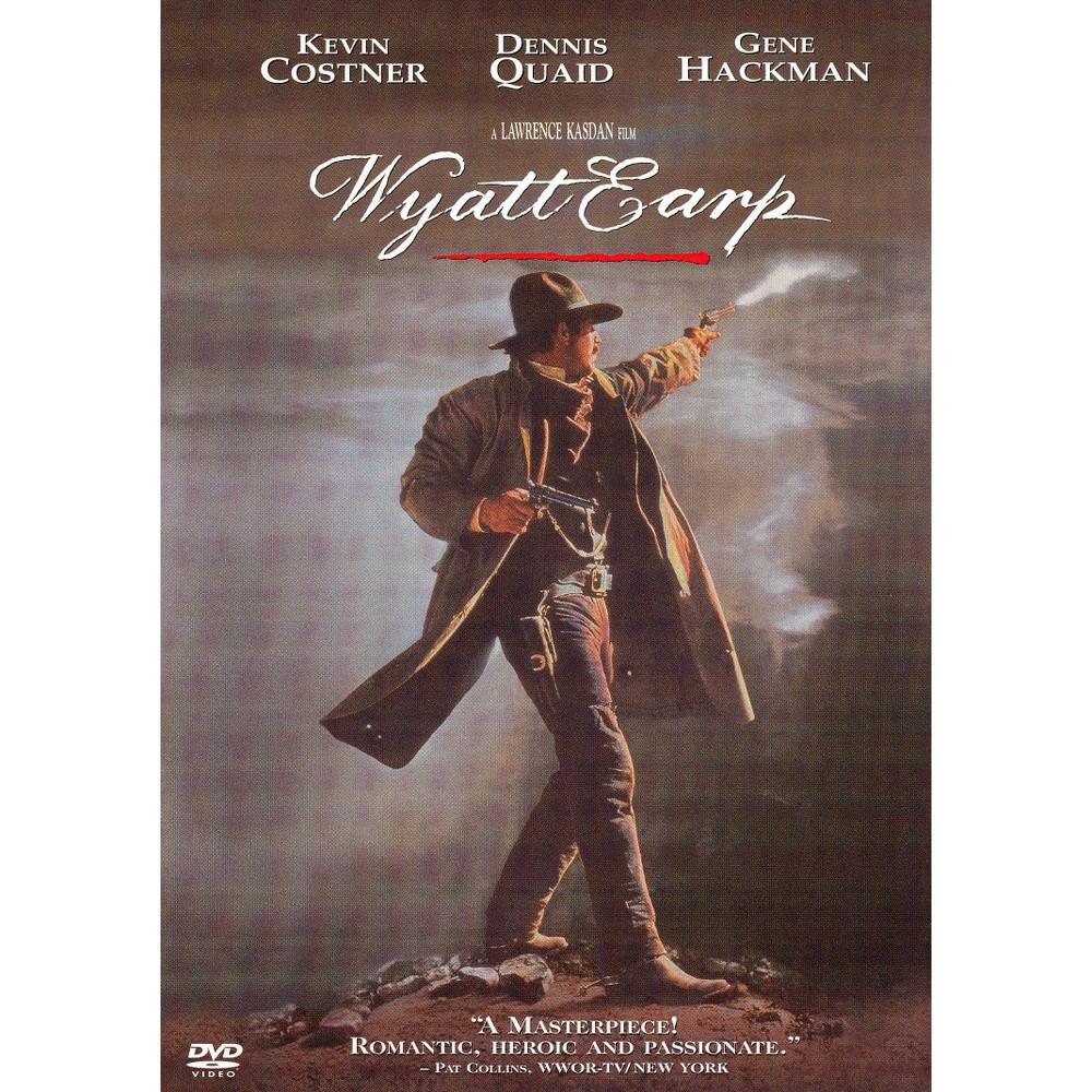 Wyatt Earp (dvd_video), Movies