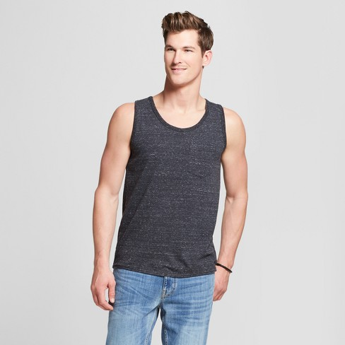 bf3183a618eee1 Men s Standard Fit Novelty Tank Top - Goodfellow   Co™   Target