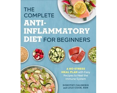 Complete Anti-inflammatory Diet for Beginners : A No-stress Meal Plan With Easy Recipes to Heal the - image 1 of 1