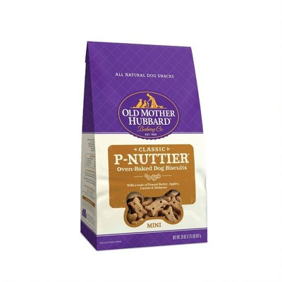 Dog Treats: Old Mother Hubbard Oven-Baked Dog Biscuits Mini
