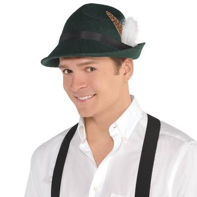 Adult Oktoberfest Hat Halloween Costume Headwear