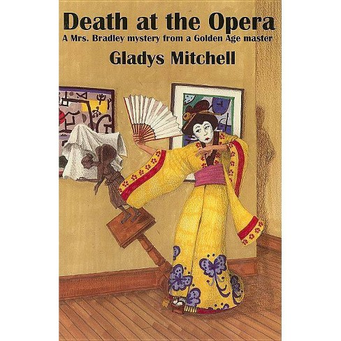 Death at the Opera - by  Gladys Mitchell (Paperback) - image 1 of 1