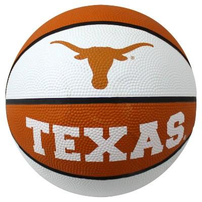 NCAA Texas Longhorns Mini Basketball