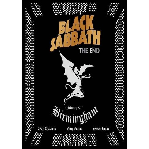 Black Sabbath: The End (DVD) - image 1 of 1