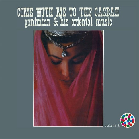 Ganimian & his orien - Come with me to the casbah (Vinyl) - image 1 of 1