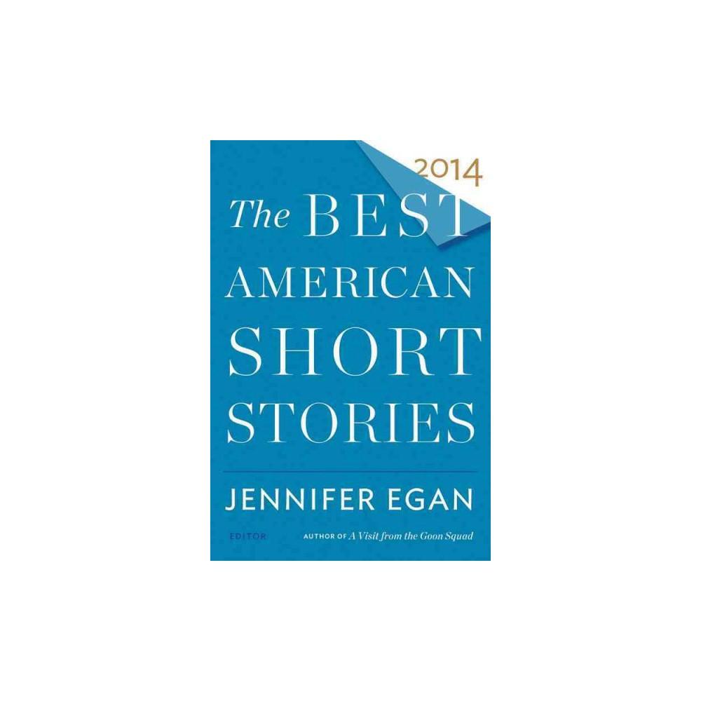 Best American Short Stories 2014 (Paperback)