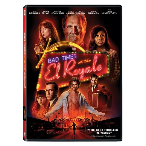 Bad Times At The EL Royale (DVD) - image 1 of 1