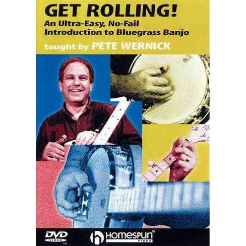 GET ROLLING AN ULTRA EASY NO FAIL INT (DVD) - image 1 of 1