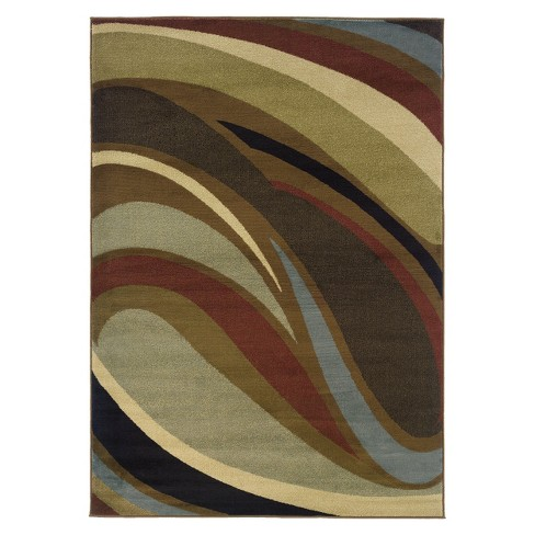 Coleman Rug - Beige/Brown - image 1 of 1