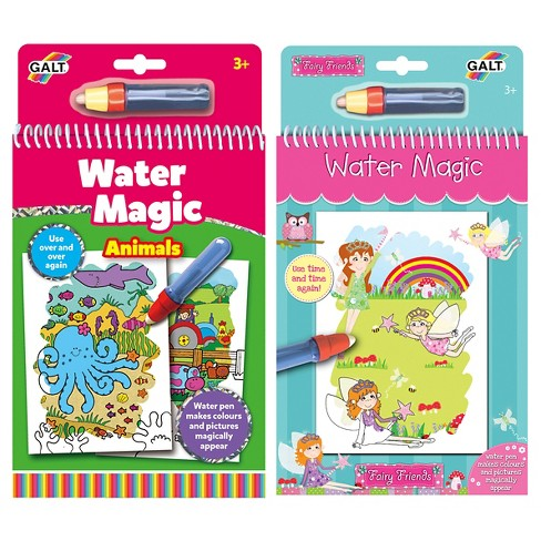 Galt Water Magic 2-pack - Animals & Fairy Friends - image 1 of 4