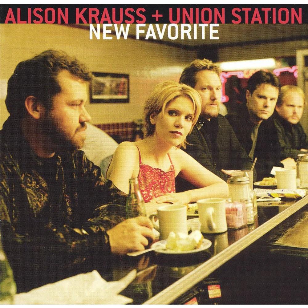 Alison Krauss - New Favorite (CD)